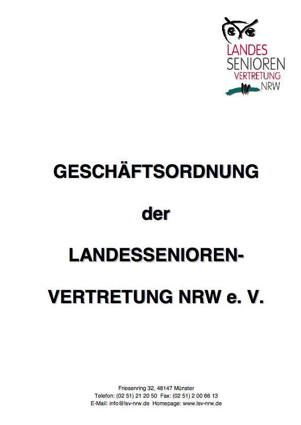 GO LSV NRW Pdf Image