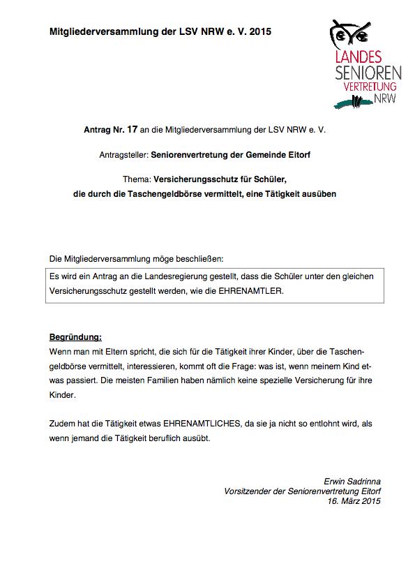 Antrag Nr 17 MV 2015 Eitorf Pdf Image