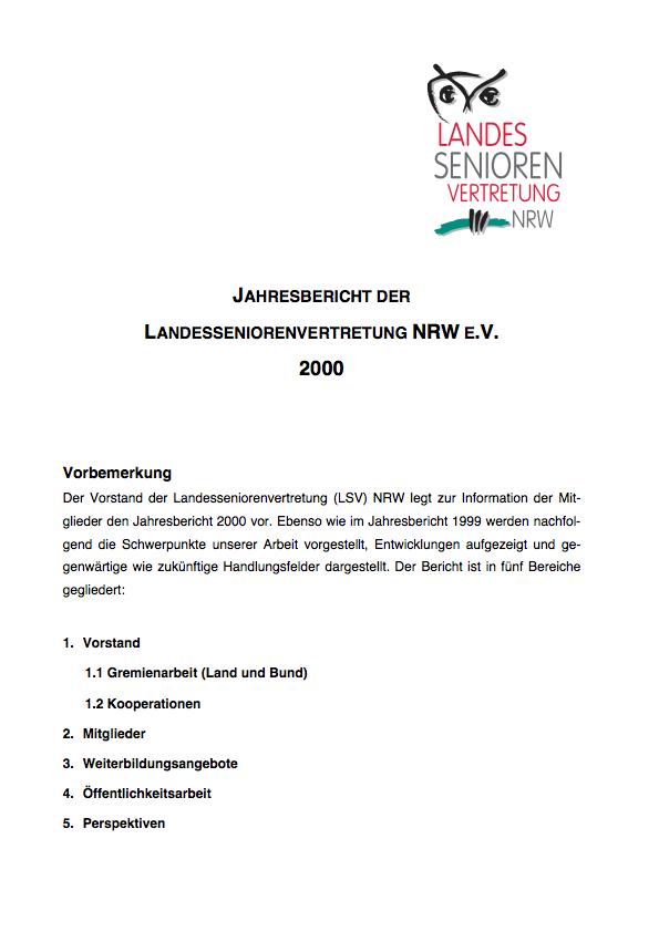 Rechenschaftsbericht 2000 Pdf Image