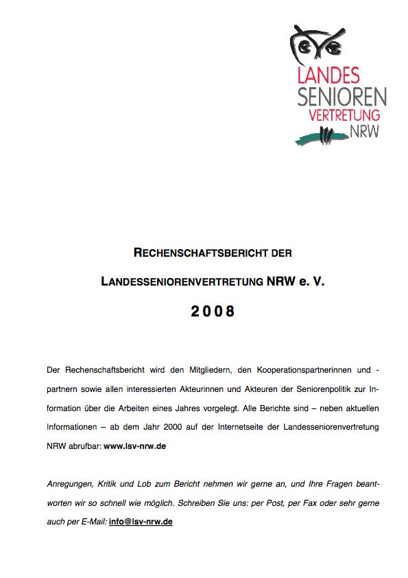 Rechenschaftsbericht 2008 Pdf Image