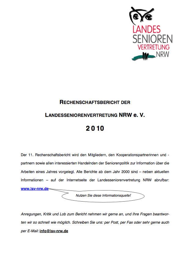 Rechenschaftsbericht 2010 Pdf Image