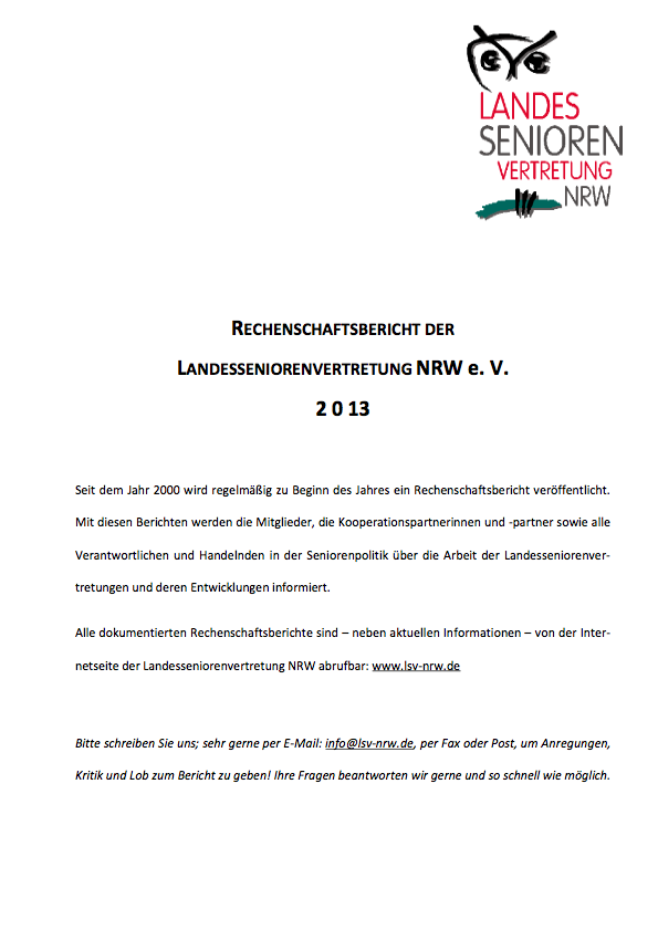 Rechenschaftsbericht 2013 Pdf Image