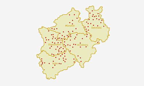 Seniorenvertretungen in NRW