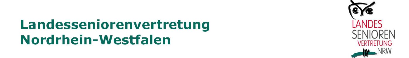 Landesseniorenvertretung Nordrhein-Westfalen